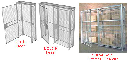 Charmant Holding Cells, Secure Evidence Storage, And Lockers